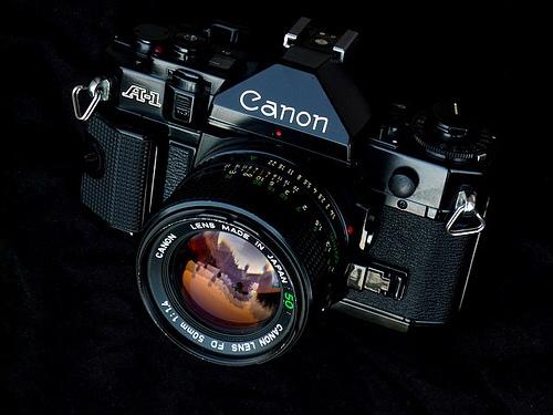 My first camera