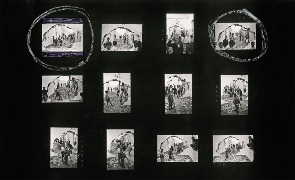 Henri Cartier-Bresson - Seville, Espagne, 1933