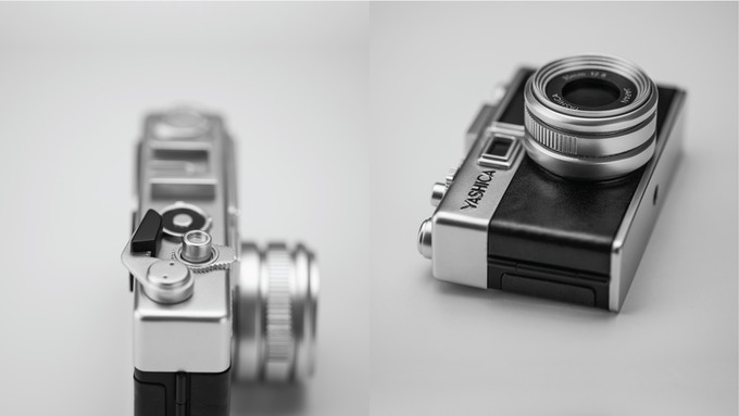 The Yashica Y35