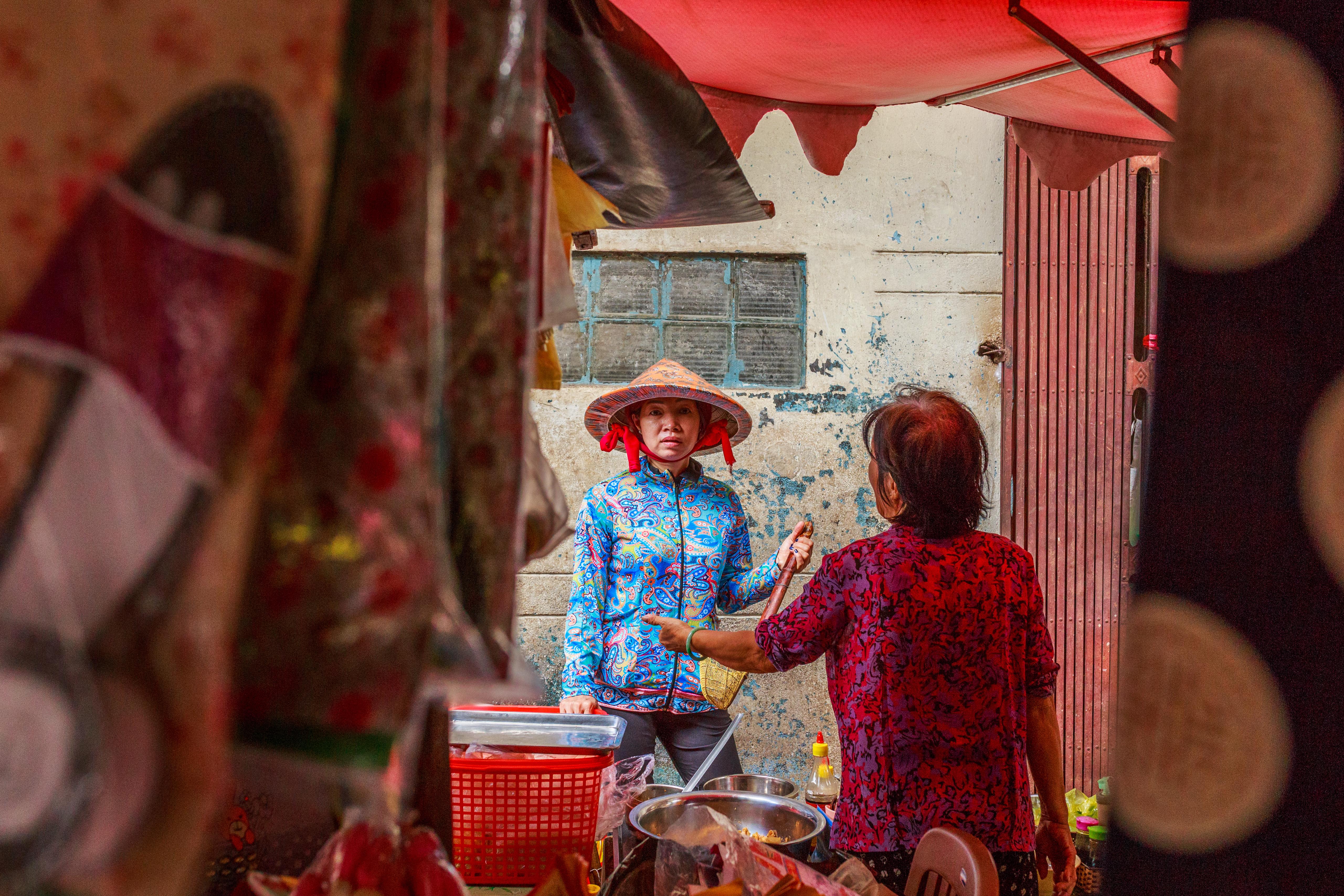 Taken in Cholon, Saigon, Vietnam